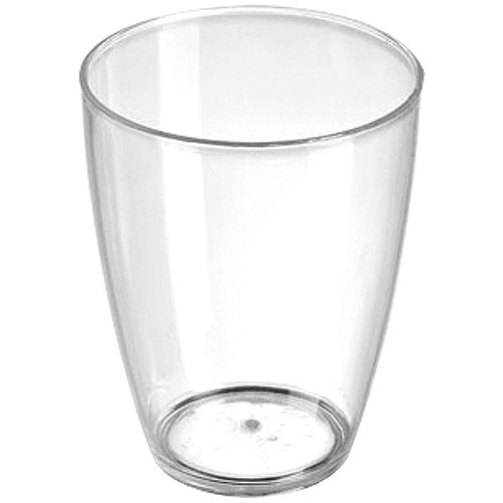 Verrine 5th Avenue en PS transparent 7 cl