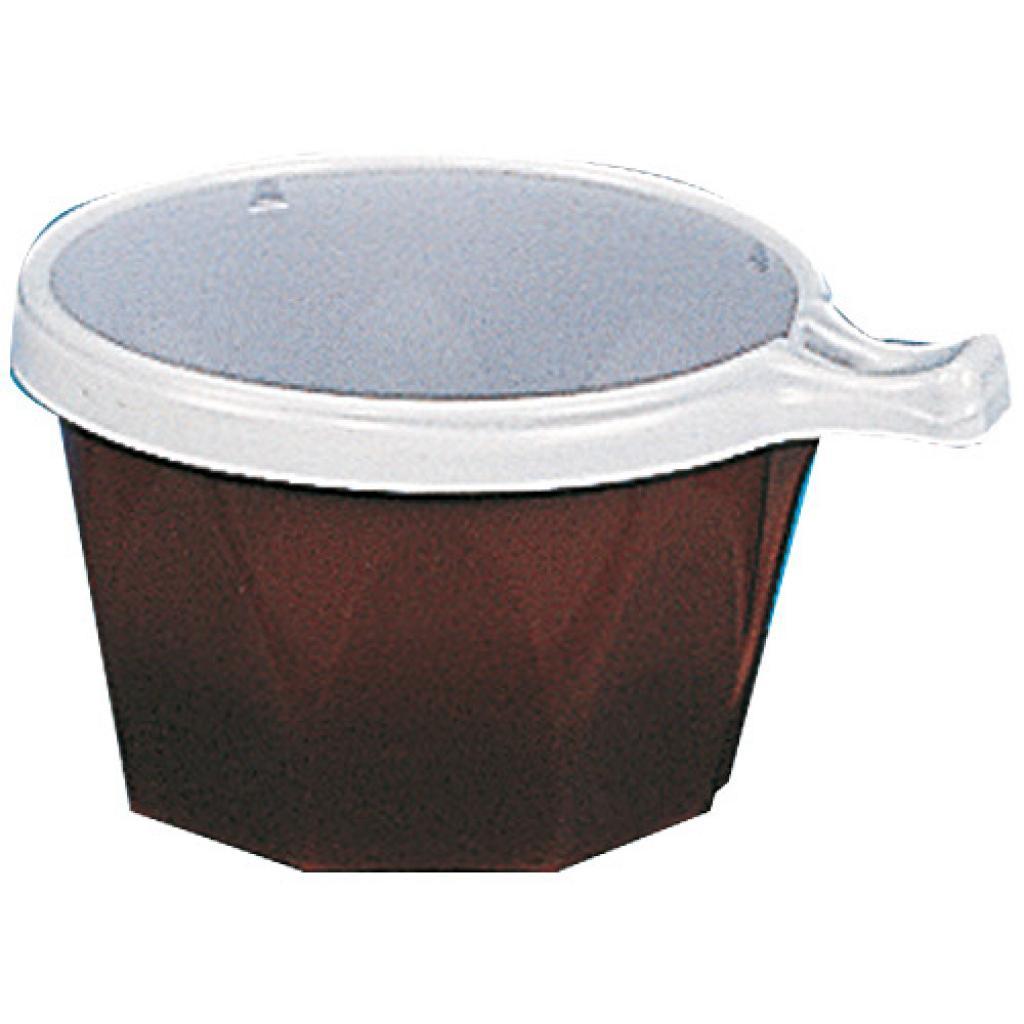 Tasse à café PS bicolore noir/blanc 17 cl