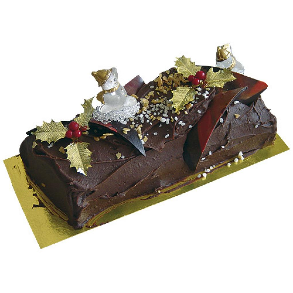 35x10cm, gold-coloured cardboard cake tray