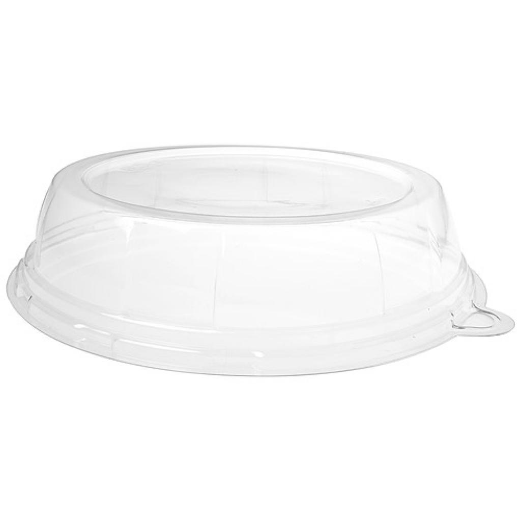 PET lid for black plate Ø 23 cm