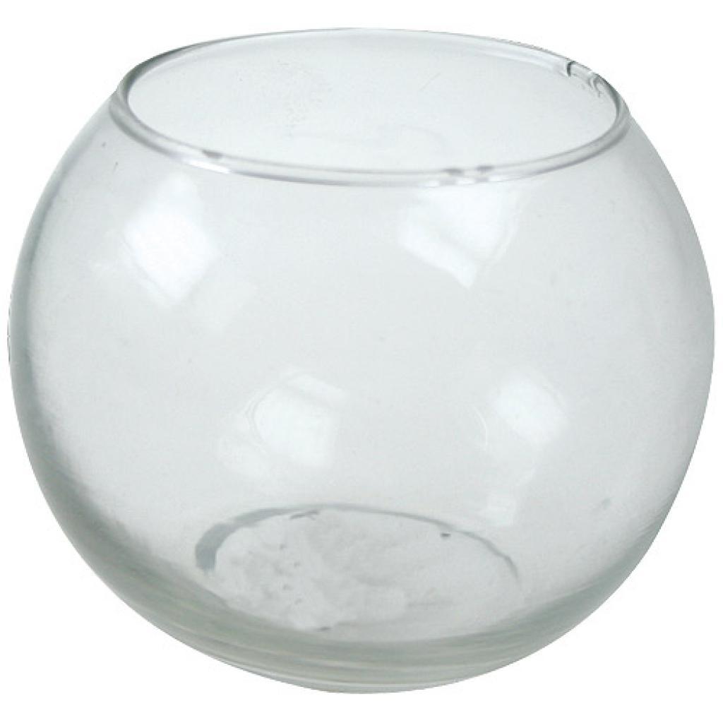 19,5cl glass single-bottomed glass verrine
