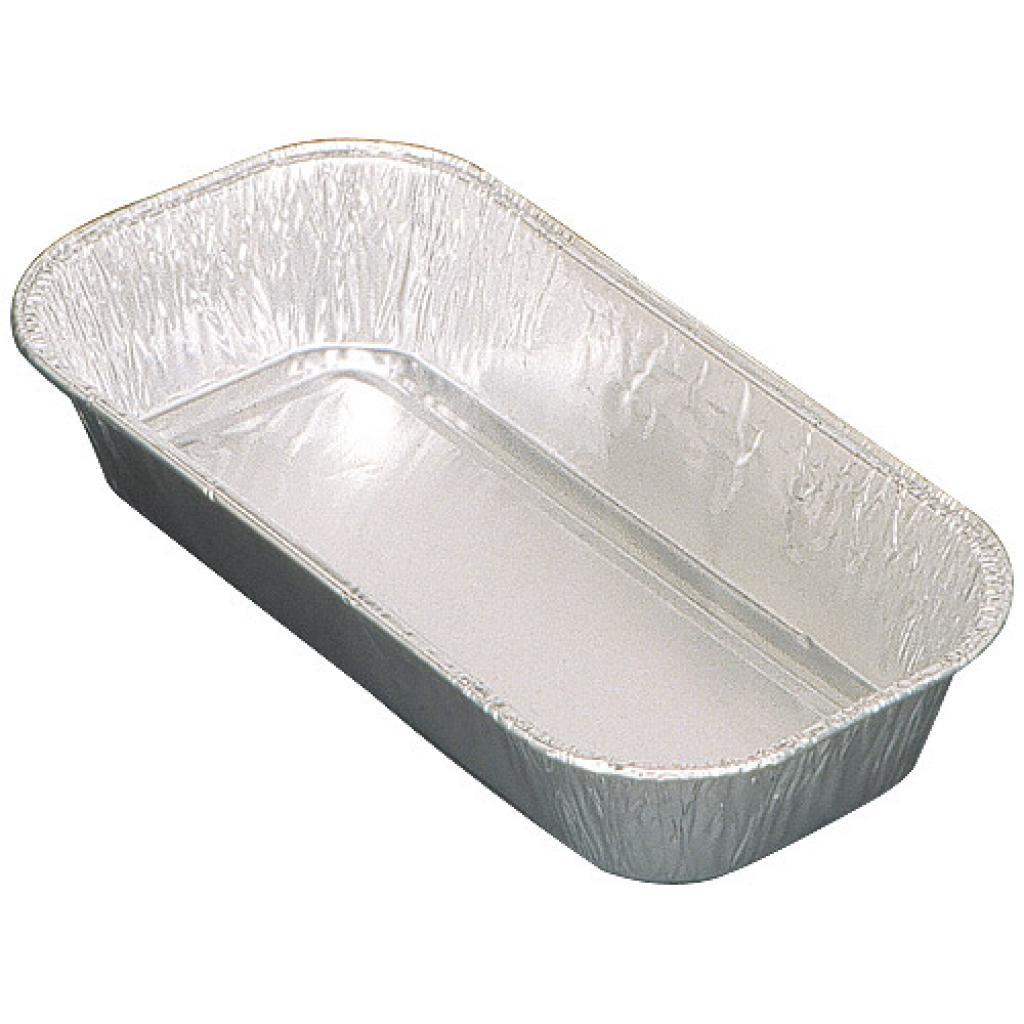 Moule à cake en aluminium 232x108x60 mm