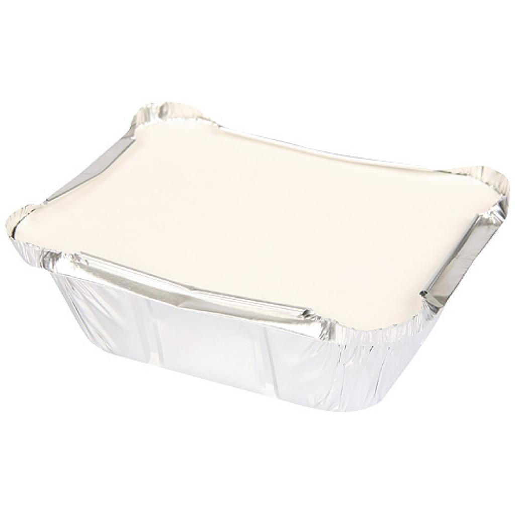 Coverplate for 250ml aluminium container