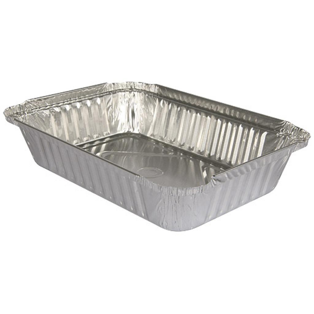 260x190x56mm, aluminium containers