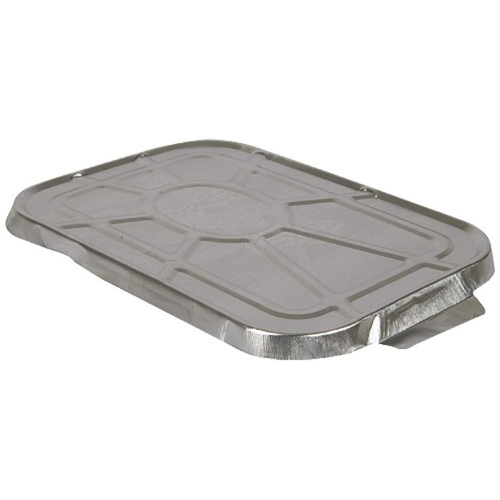 Aluminium lid for AL250450/C container