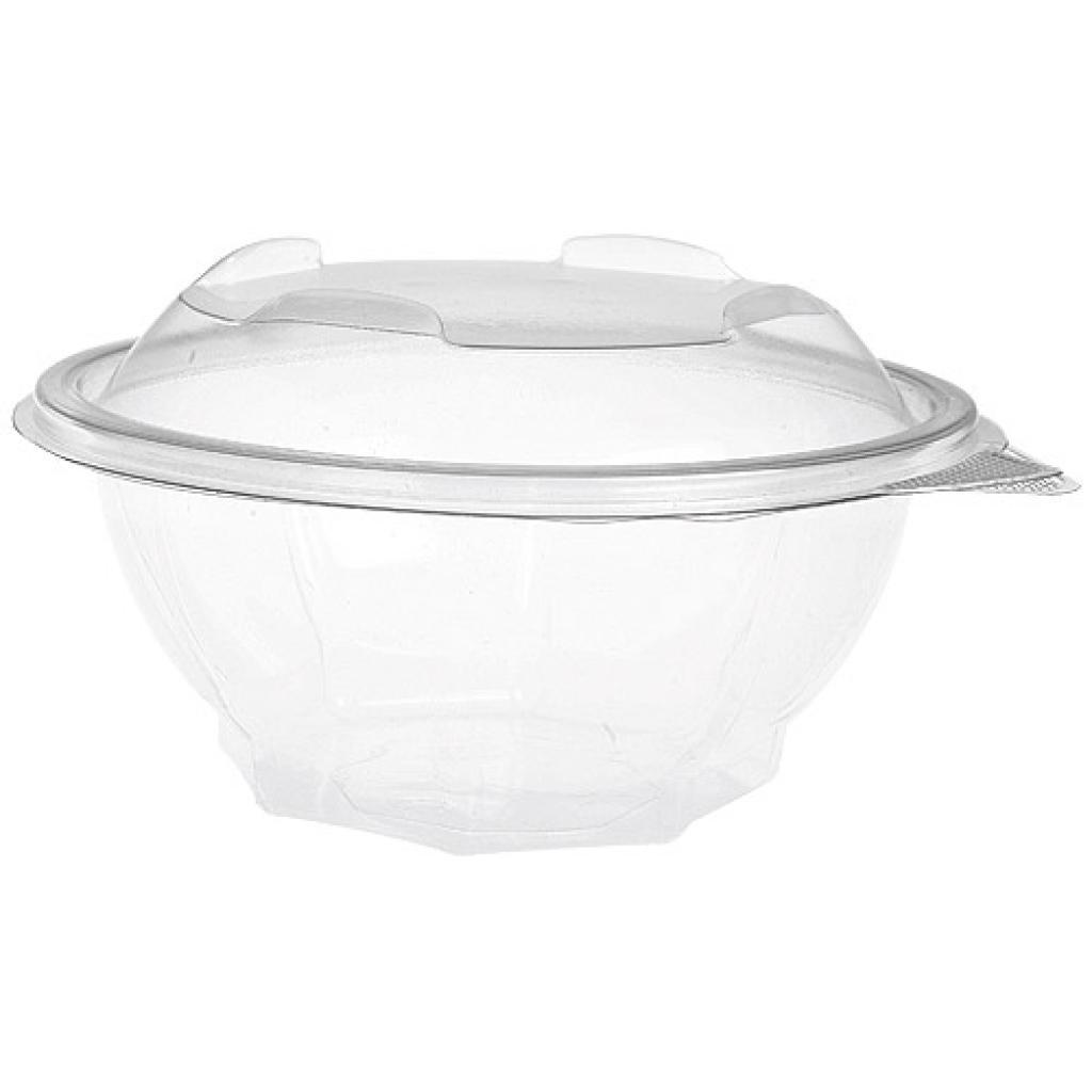 50cl round Eole salad bowl with lid