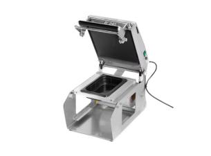 Stainless steel manual heat-sealer without hot plate