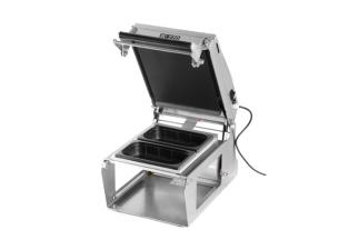 Stainless steel manual heat-sealer