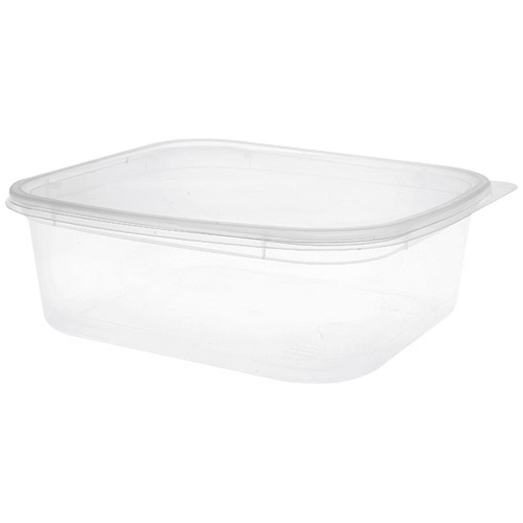 1050g PP plastic container with matching lid