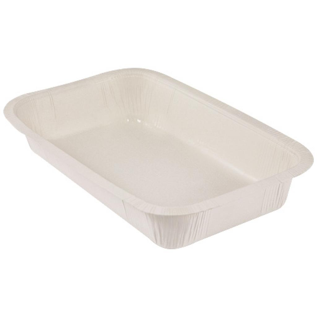 Compostable food tray gn 1/4