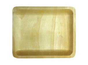 Rectangular Wooden Plate 26.5X21.5CM X50
