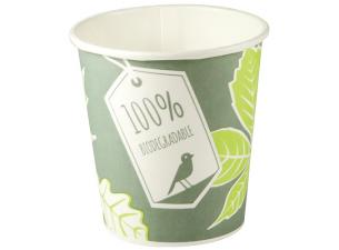 Paper cup with cpla coating, 10cl