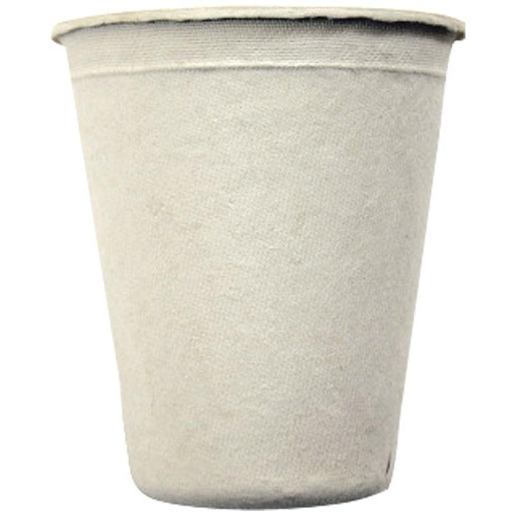 White pulp cup 37cl 2