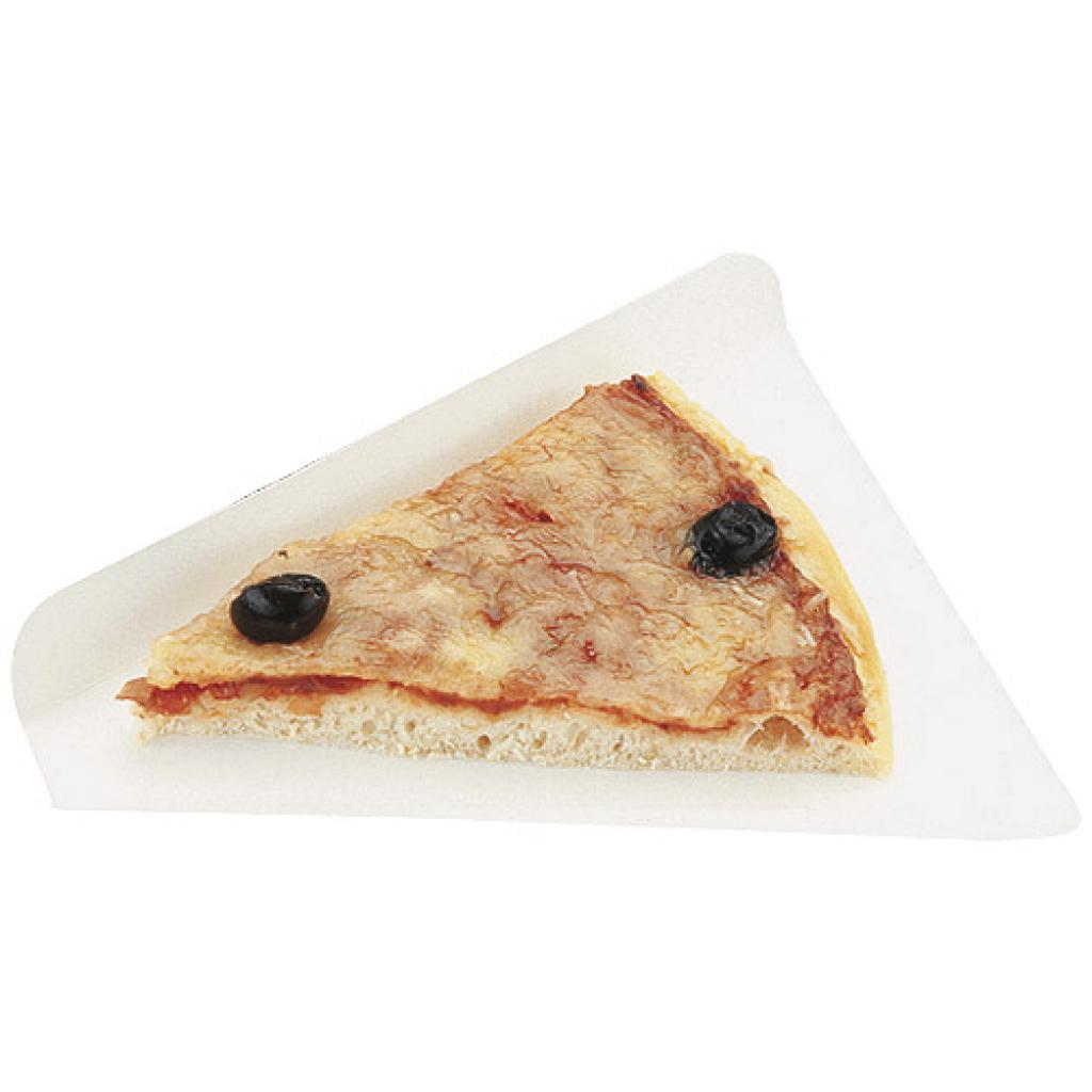Triangle pour part de pizza