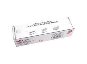 Roll of aluminium foil with dispenser box 0.295x200 m
