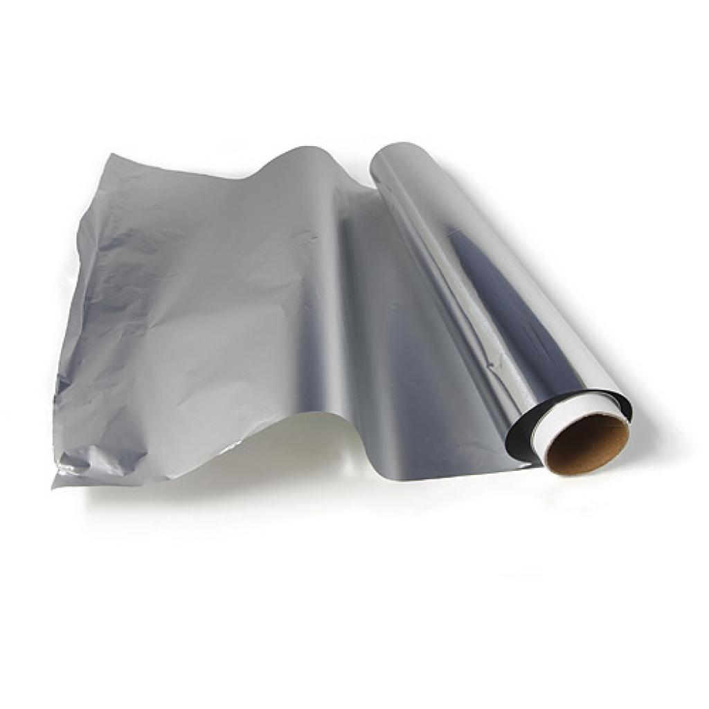 Roll of aluminium foil 44 cm x 200 m