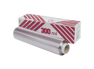 Cling film 300x0.45 m in 6-unit dispenser box