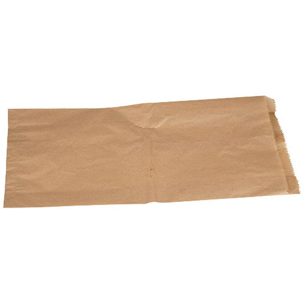 Brown kraft paper bag 25x8x60 cm