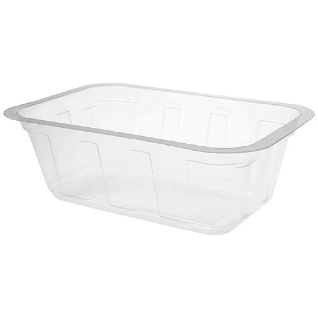 375g transparent TMF plastic container