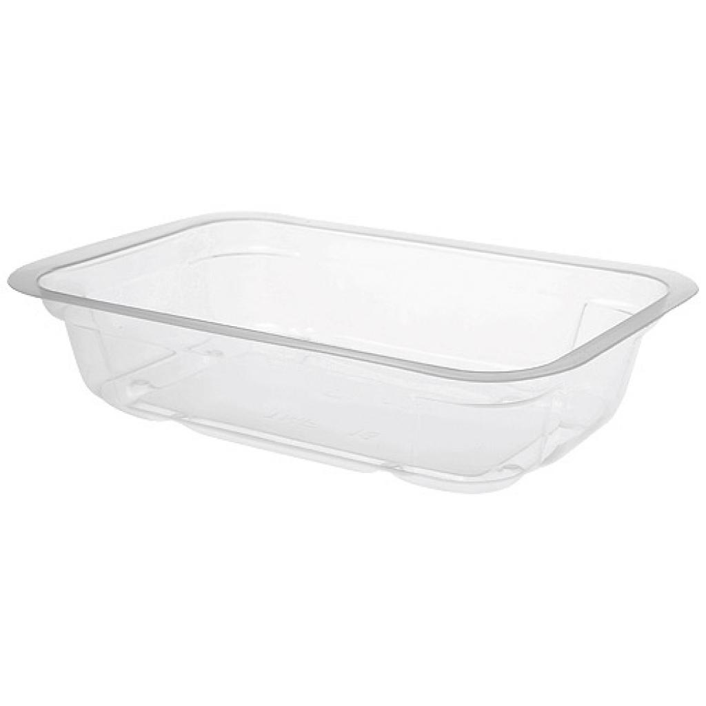 250g transparent TMF plastic container
