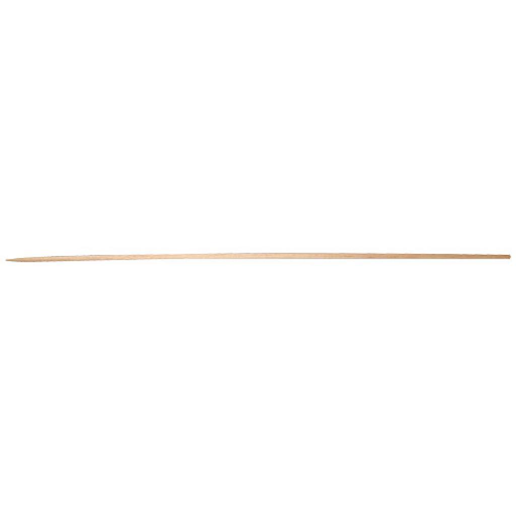 Brochette bois 30 cm